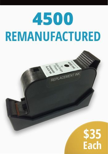 Evolution 4500 Printer Ink - Black