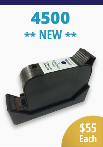 New Evolution 4500 Printer Ink - Blue