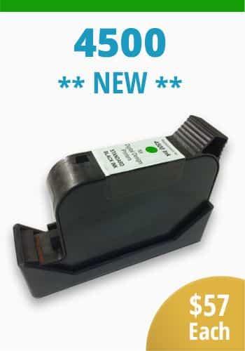 New Evolution 4500 Green Ink