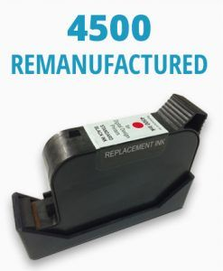 Evolution 4500 Red Ink